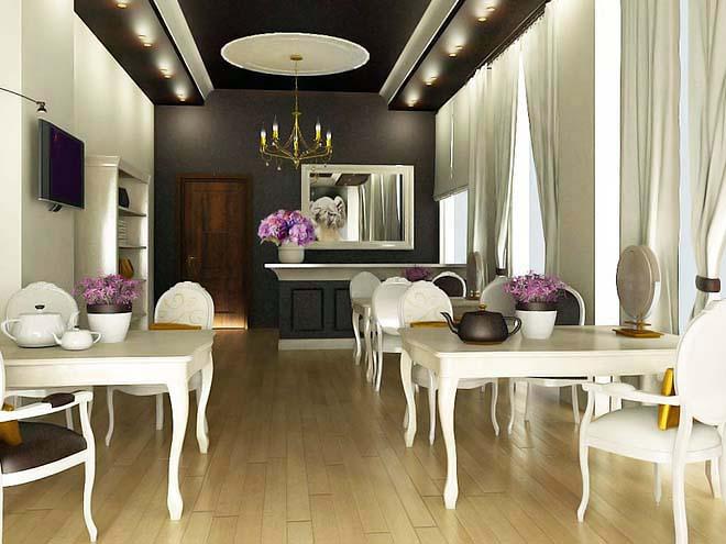 Цена апартаментов-люкс и студий Аф